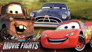 Who Is The Best Car from Cars?? - MOVIE FIGHTS: Debut Deathmatch