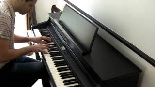Adele - Turning Tables Piano Solo - 21