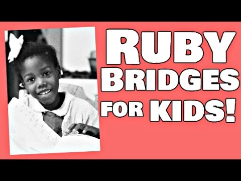 Ruby Bridges For Kids Social Stus Story Video Children