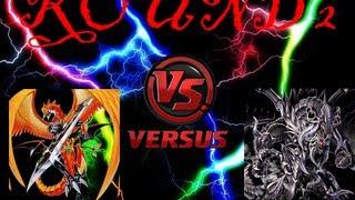 Yu-gi-oh! Structure Deck Battle: Dragunity Legion Vs Gates Of The Underworld - Round 2