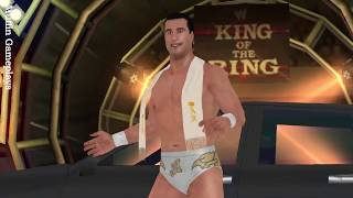 WWE '13 Wii Gameplay
