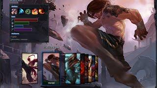 Traditional Lee Sin Skin Spotlight Gameplay 1080p HD