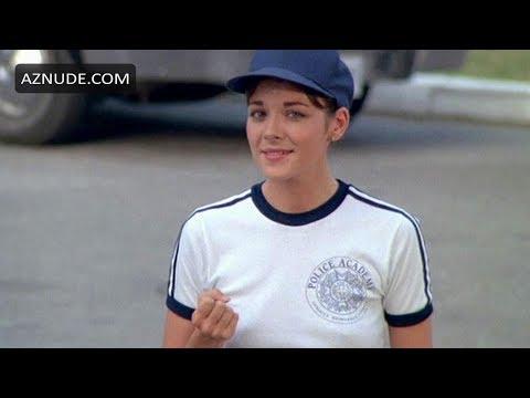 "Police Academy - Kim Kattrall""s Scene"