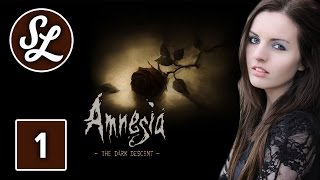 Amnesia Collection PS4 Gameplay - The Dark Descent - Part 1