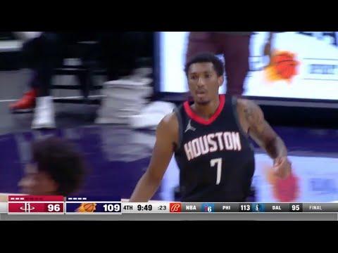 Armoni Brooks Full Game Highlights | April 12 | Rockets vs Suns