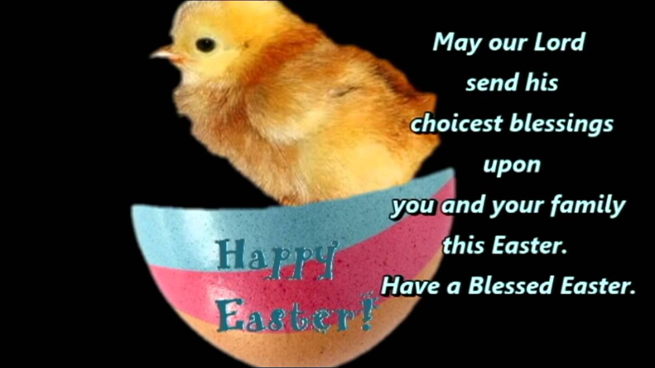 Happy easter e cardhappy easter whatsapp videohappy easter happy easter e cardhappy easter whatsapp videohappy easter wishes greetings youtube kristyandbryce Gallery