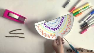 Easy Teepee Craft