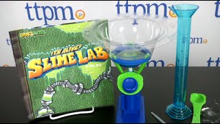 It's Alive! Slime Lab from SmartLab