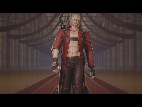 Marvel Vs Capcom Infinite - Dante's Betrayal?