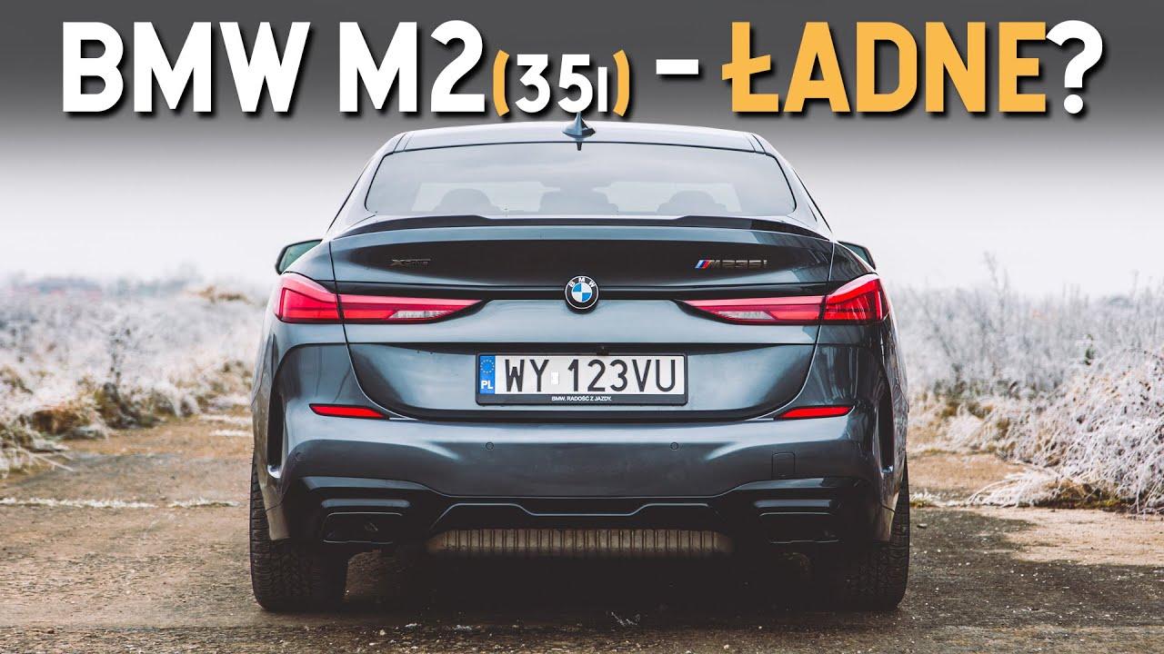 BMW M235i GranCoupe - Czy to prawdziwa eMka?