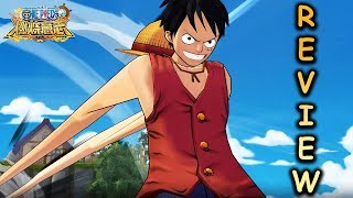 Grafis Terbaik Dibanding One Piece Lainnya di Android - One Piece: Burning Will (CN) Android