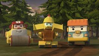 Робокар Поли - Приключение друзей - Конкурс талантов (мультфильм 47) Обучающий мультфильм для детей