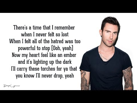 Memories - Maroon 5   Lyric