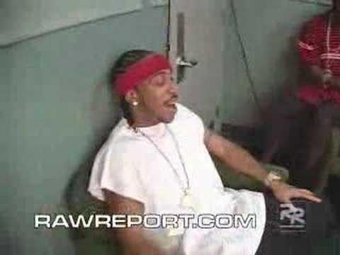 Lil Fate - 1 - The Raw Report - Disturbing Tha Peace DVD