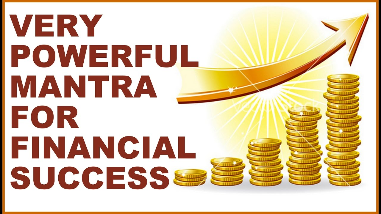 MANTRA FOR FINANCIAL SUCCESS : SU-SHA-HUM-BRAM : VERY POWERFUL
