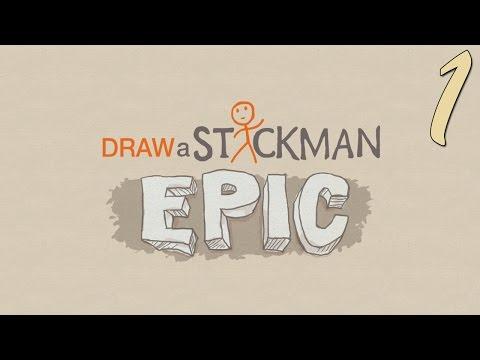 Zagrajmy w Draw A Stickam: EPIC odc.1 Moje Wielkie Dzieło Sztuki thumbnail