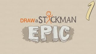Zagrajmy w Draw A Stickam: EPIC odc.1 Moje Wielkie Dzieło Sztuki