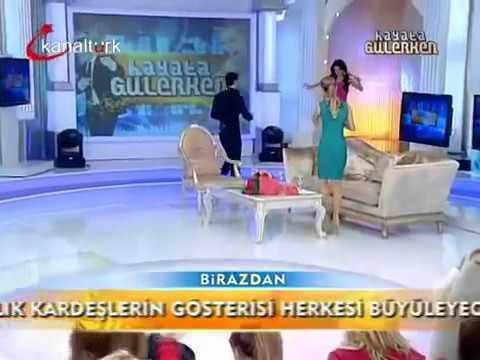 Azeri kızı Günel  iki devlet bir millet