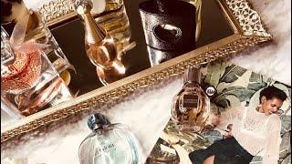 MY PERFUME COLLECTION 2018 | Karina Waldron