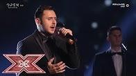 Grande amore, από τον Γιάννη Γρόση   Live 9   X Factor Greece 2019