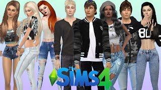 The Sims 4 |  Amigos Modelos ❤