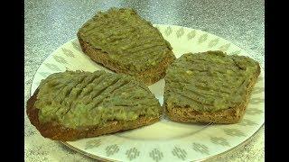 Быстрый бутерброд из авокадо Авокадо, что приготовить  Авокадо   Вкусно, Быстро, Просто