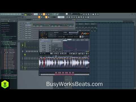 FL Studio 20 - How to Make R&B Beats