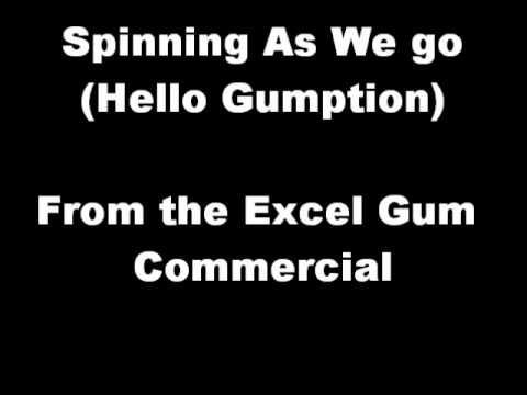 Spinning as We go - Hello Gumption