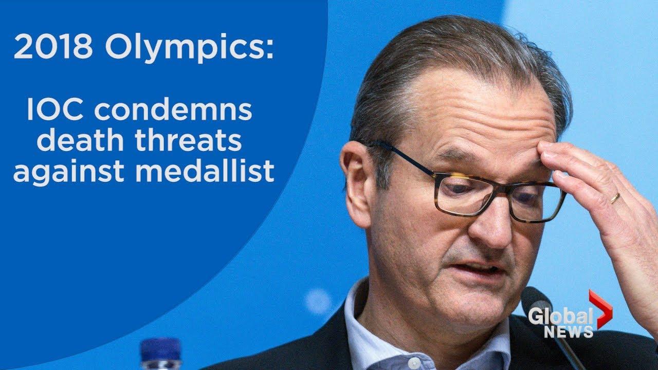 2018 Olympics: IOC condemns death threats against short-track speedskater