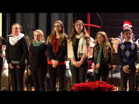 O'Maley Innovation Middle School Holiday Concert 2016