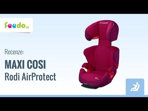 Autosedačka MAXI-COSI Rodi Air Protect - recenze na Feedo.cz