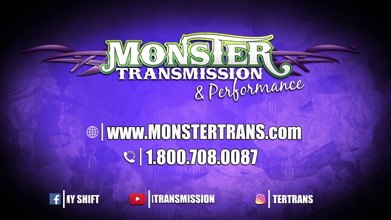 Common Problems With The 4l60e And 4l65e  Monster Transmission 08:09 HD