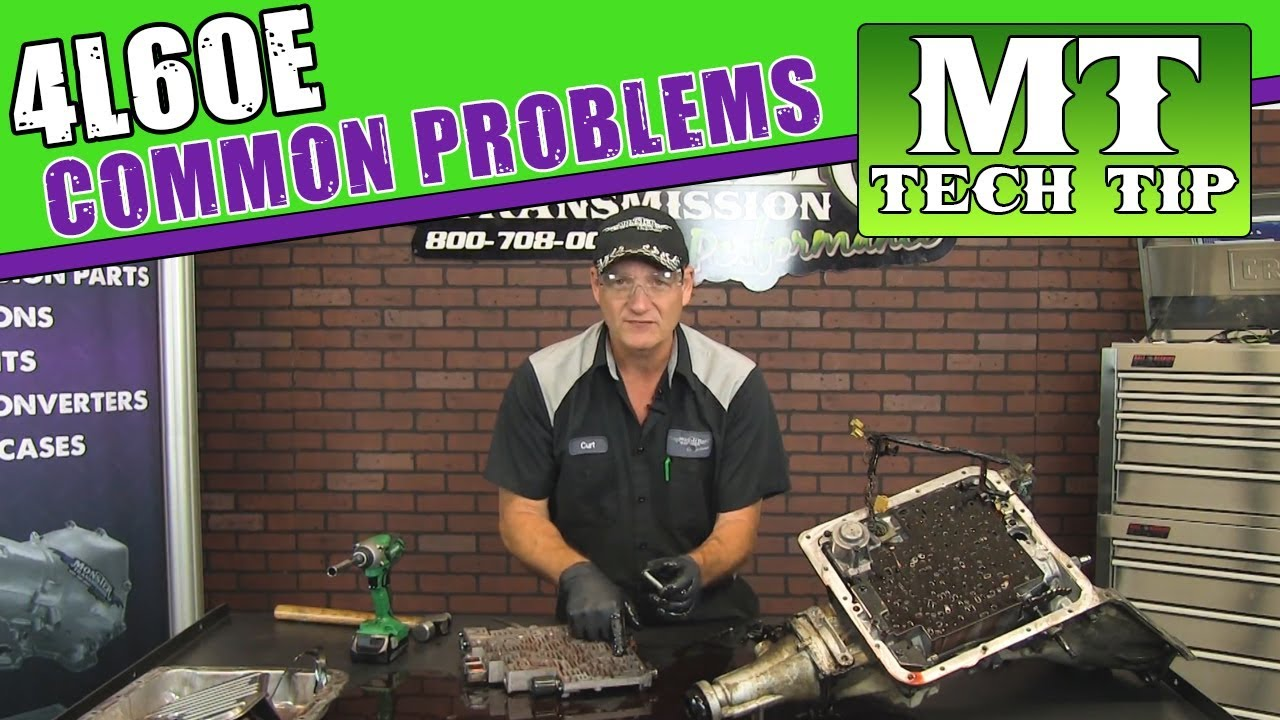 Common Problems With The 4l60e And 4l65e Youtube Curt Wiring Harness Troubleshooting