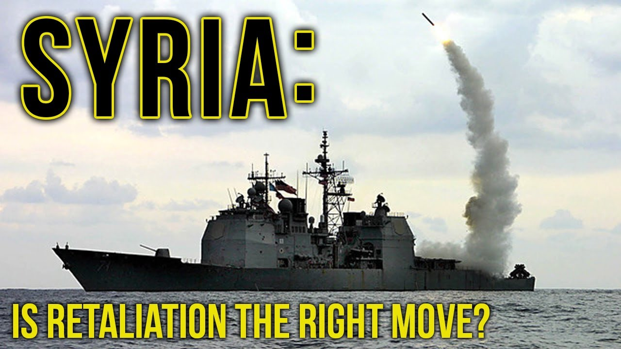 What's the REAL Reason the US Is Attacking Syria?