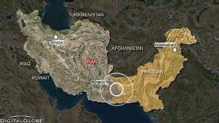 İran'da son 40 yılın en şiddetli depremi