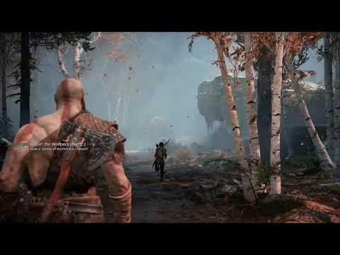 Lobos Plays God of War [2018] (Pt. 1)