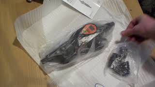 Распаковка из китая SunSun EH-300 самый дешевый проточный нагреватель для аквариума 300ватт