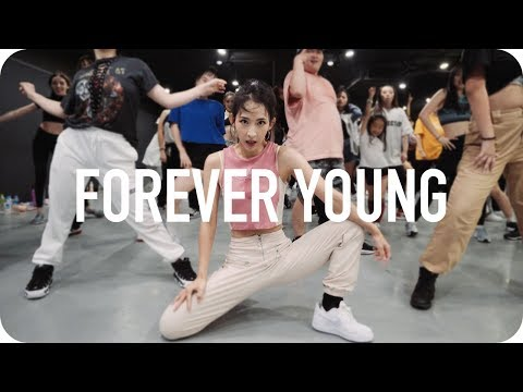 Forever Young - Black Pink  Mina Myoung Choreography