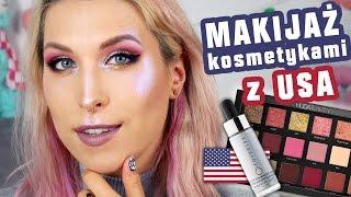 ♦ Test na żywo kosmetyków z USA! ♦ Agnieszka Grzelak Beauty
