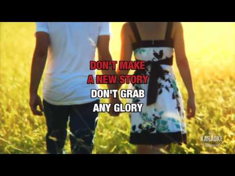 Kids In America in the style of Kim Wilde | Karaoke with Lyrics