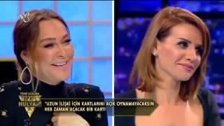 Hülya Avşar'dan Esra Erol'a Ahlaksız Soru