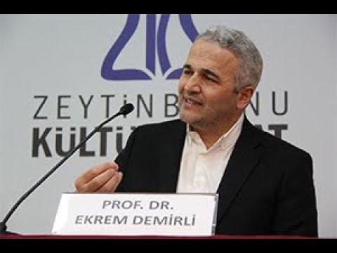 Mantıku't Tayr Okumaları | Prof. Dr. Ekrem Demirli [16.01.2019]