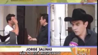 Jorge Salinas se reintegra a grabaciones de LQNPA - (Hoy)