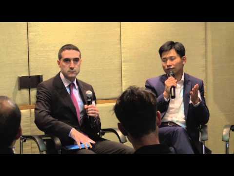 Silicon Dragon Venture VIP & Awards 2014: Tech Chat: David Yuan, Redpoint Ventures