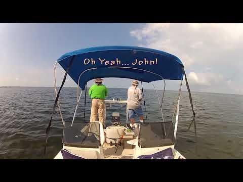 Sea Trout Fishing At St. Joseph Sound Florida