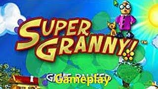 WildTangent Super Granny Gameplay