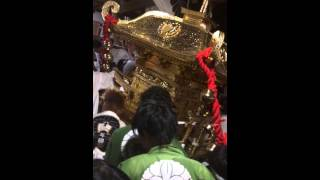 2014.鐸比古鐸比賣神社 夏祭り宮入