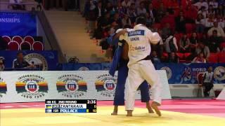 Зантарая Георгій (УКР) - Поллак Голан (ИЗР). Чемпіонат Світу з дзюдо 2015. -66 кг.