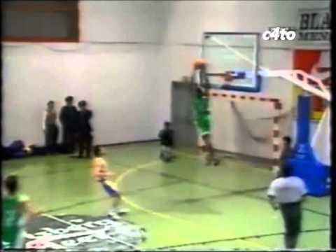 darrell armstrong - Orlando Magic - cyprus dunks