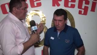 Humberto Régis na comemoração dos 80 anos de José Regis
